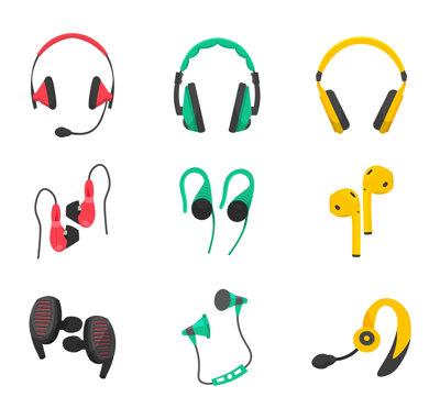 Rodzaje słuchawek bezprzewodowych Bluetooth